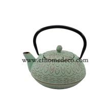 Оптовая Чугунный Эмаль Чайник Набор Водяной Чайник