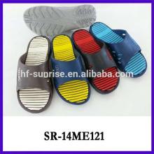 2014 hot sales EVA mens cheap wholesale slippers