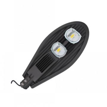 Luz de rua do diodo emissor de luz da proteção 100W do impulso 10KV