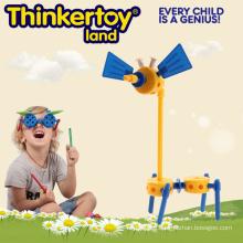 Hot Sale Plastic Educational Building Toy for Children