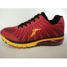 Red Kpu Men′s Running Shoes