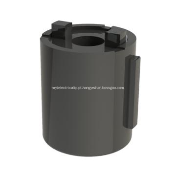 Amortecedor giratório do tambor do amortecedor do auto cinzeiro portátil do carro