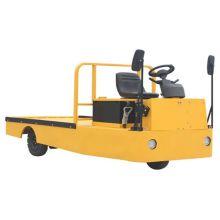 Camión de batería plana de tres ruedas 1T / 3T