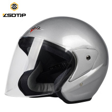 SCL-2016040064 Half Face ABS Motorcycle Helmet for Motorcycle Accessories