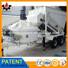 No need Foundation Concrete Batching SDDOM Mini Cement Plant with CE ISO