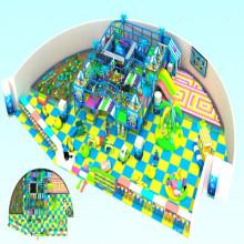 Смазливая внутренняя конструкция игровой площадки для детской игрушки