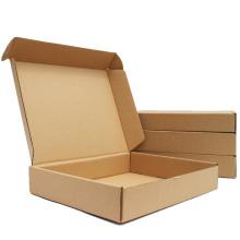 Custom Printed Brand Name Logo Paper Shipping Packaging Clothing Box