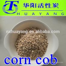 Maiskolbenschleifmittel / Maiskolbenkörner zum Polieren