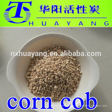 Grânulos de espessura de grão de milho / grão de milho para polir