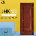 JHK-Indian Wood Carving Rustic Interior Doors Porta a pannello singolo