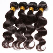 hot sale virgin brazilian tangle free hair weft