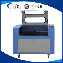 80W Leather/Cylinder CO2 Laser Engraving Machinery
