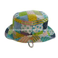 All Over Impressão Sublimação Bucket Hat Cap