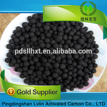Coal activated carbon used in production