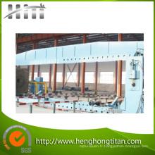 Machine d'essai hydrostatique pour tuyaux en acier