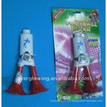 corne de jouet en plastique