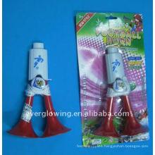 plastic toy horn