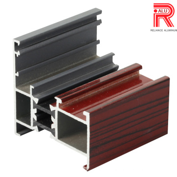 Ventana / Puerta / Muro cortina Aluminio / Perfiles de extrusión de aluminio de China