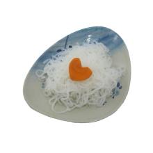 Nenhum glúten e nenhum sal Shirataki Noodles para perder peso