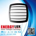 E-L02D Alumínio Feito Outdoor LED Ceiling Light com sensor