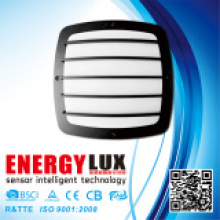 E-L02D Alumínio Feito Outdoor LED Ceiling Light com sensor