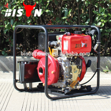 BISON China Taizhou 2 Inch High Pressure Centrifugal Piston Pump, Honda Diesel Water Pump