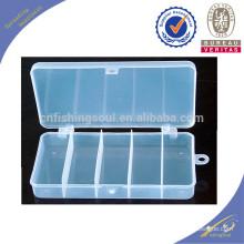 Caja de aparejos de pesca de plástico FSBX018-S015
