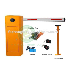 high safety parking barrier for management system with LED barrier arm