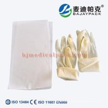 Sac de papier de stérilisation de chaleur sèche pour l'usage médical