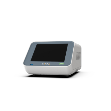 Machine de PCR pour analyse d'ADN en laboratoire