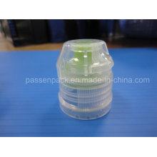 Manipulationssichere Silikon-Ventilkappe für Energy-Drink-Flasche (PPC-PSVC-015)