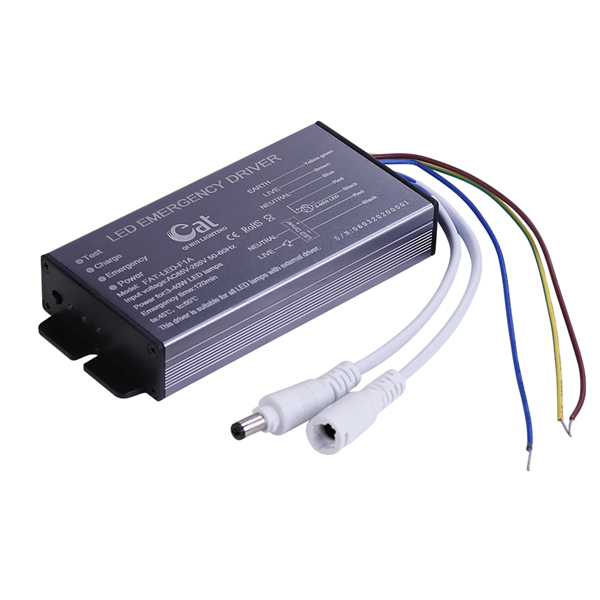 led emergency driver with DC