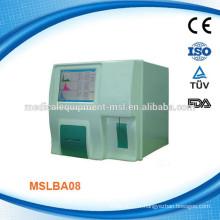 Analyseur de biochimie entièrement automatique avec homologation CE (MSLAB08)