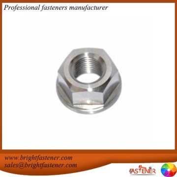 DIN1661 Hex Flange Nuts