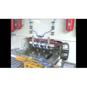 Производственная линия для прессования банок сардины 125 г