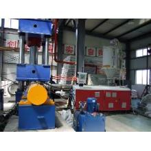 HDPE Rohrverschraubungen Produktionsmaschine