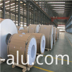 how to cut aluminum coil stock