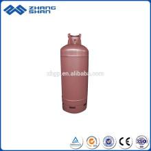 Cylindre en acier de gaz de la sélection 50kg Lpg garanti par effet avec la valve en laiton