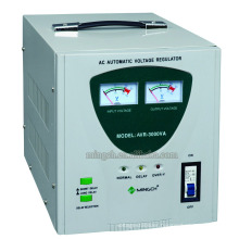 Customed AVR-3k Single Phase Fully Automatic AC Voltage Regulator Stabilizer