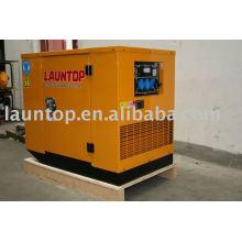9.5kW einphasiger Zwillingszylinder-Silent-Benzin-Generator