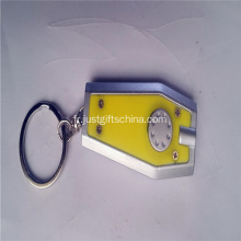 Torches porte-clés promotionnels Led Diamond