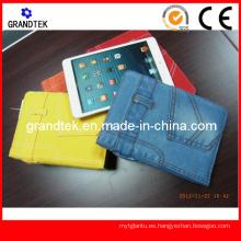 Funda de cuero de moda para iPad Mini 4