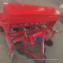 9 filas de sembradora de trigo para tractor de ruedas