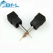 Концевая фреза с ЧПУ BFL высокого качества, глубокая фреза для обработки канавок