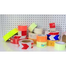 China supplier Jerry Free Samples adhesive warning car sheeting materials reflective sticker /