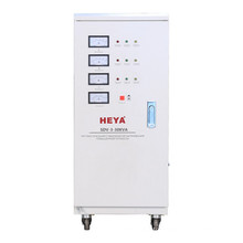 SVC/SDV/TNS 3Phase input 240-450V output 380v/400v 6KVA-100KVA Automatic Voltage Regulator Stabilizer