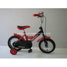 """Vélo pour enfants avec cadre en acier 12 """"(1207)"""