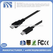 Neuestes HOCHGESCHWINDIGES 10Gbit / S 1M USB 3.1 Art C zum Mikro 1M USB-Kabel