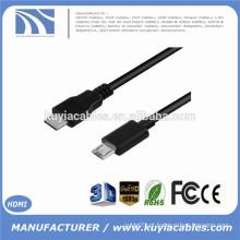 Mais novo ALTA VELOCIDADE 10Gbit / S 1M USB 3.1 Tipo C para micro 1M cabo USB