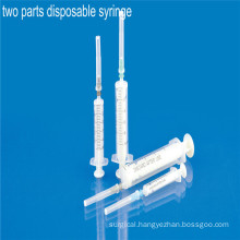 Luer Lisp Two Parts Syringe